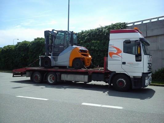 Podvalníková přeprava Brno